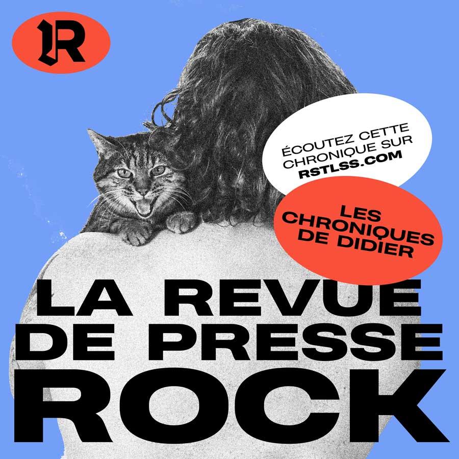 LA REVUE DE PRESSE ROCK #35 – Vince Neil, Flea, Jason Newsted
